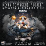 The Devin Townsend Project (CA) - Transcendence tour