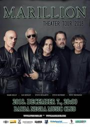 Marillion: Theatre-Tour