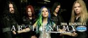 A CONCERTO Music bemutatja: ARCH ENEMY + special guest