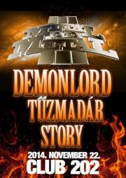 Demonlord, T�zmad�r, Story