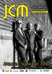 A Livesounds bemutatja: JCM: in Memory Of Jon Hiseman – Tour featuring Clem Clempson, Mark Clarke és Ralph Salmins
