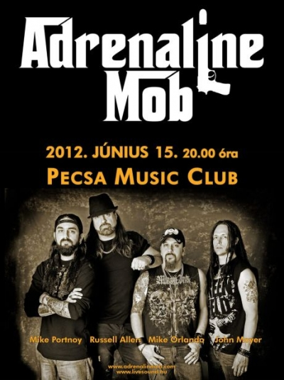 Adrenalin Mob