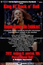 King of Rock n' Roll – Ronnie James Dio Eml�kest