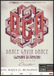 Dance Gavin Dance (USA), Closure in Moscow (AUS), The Elijah (UK), Climates (UK) - A38 (2013.05.25.)
