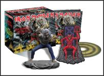 Lemezajánló - IRON MAIDEN: Iron Maiden, Killers, Piece Of Mind, The Number Of The Beast, The Number Of The Beast gyűjtői kiadás