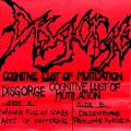 Disgorge - Cognitive Lust of Mutilation, Demo